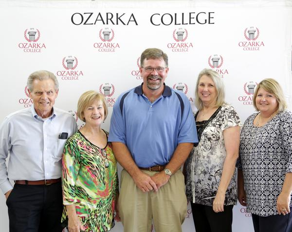 Dr. T. Wayne Wilson Retired from Ozarka College