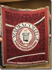 Ozarka Tapestry